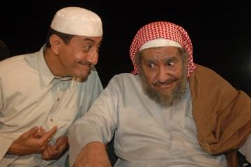 ناصر القصبي وعبدالله سدحان