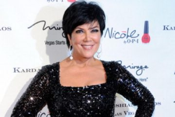 LAS VEGAS, NV - DECEMBER 15:  Television personality Kris Jenner arrives at the grand opening of the Kardashian Khaos store at The Mirage Hotel & Casino December 15, 2011 in Las Vegas, Nevada.  (Photo by Ethan Miller/Getty Images)
